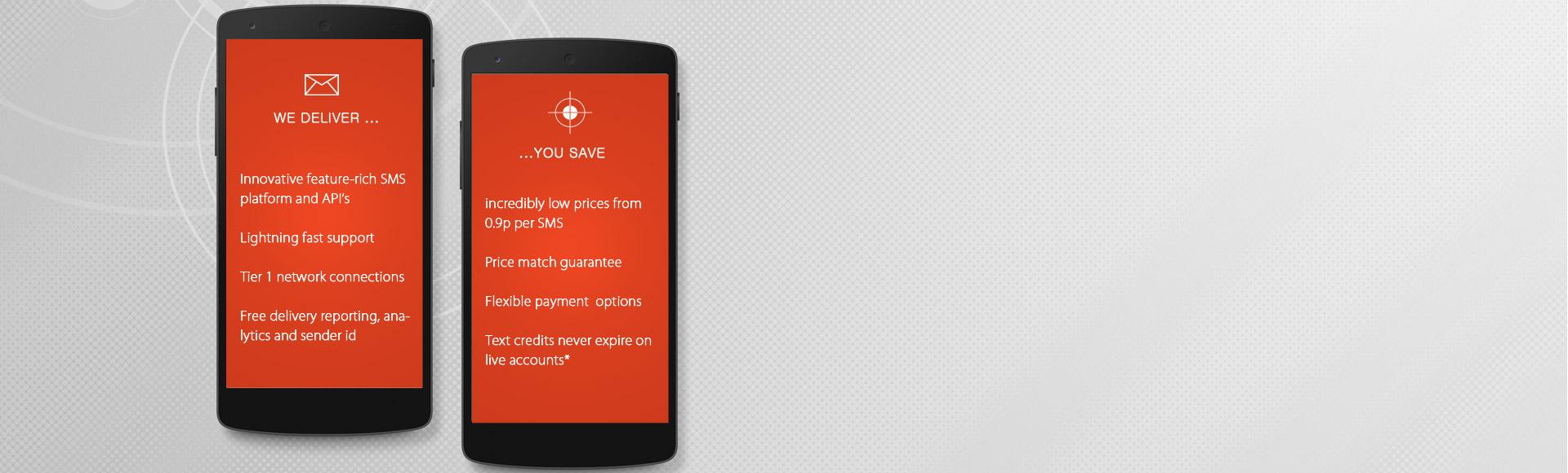 Best SMS Service | Bulk SMS Service | SMS Gateway API Provider India